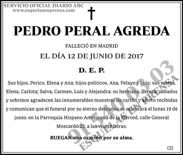 Pedro Peral Agreda